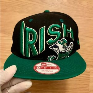Notre Dame Hat NWT